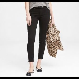 Banana Republic Stay Skinny Ankle Jeans